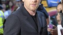 Actor Ewan McGregor at the gala presentation for The Impossible at the Toronto International Film Festival, September 9, 2012. (MIKE CASSESE/REUTERS)