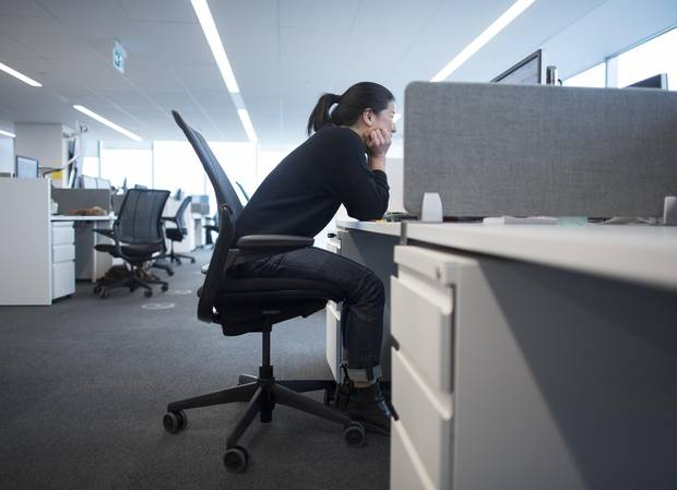 The Globe's Wency Leung demonstrates sitting dos (below) and don'ts (above). Some experts suggest we can learn to improve our posture by looking to our own past. Toronto posture teacher Toshie Okabe says your best posture goes back to when you were three or four years old.