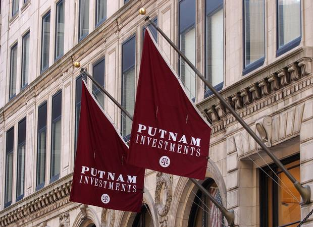 Putnam Investments' Liberty Square offices are seen in Boston in this 2004 file photo.
