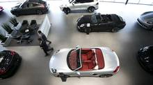 Porsche Centre Oakville (Kevin Van Paassen/The Globe and Mail)