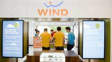 A Toronto-area Wind Mobile store. (Sarah Dea/The Globe and Mail)
