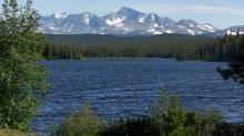 Fish Lake is 125 km southwest of Williams Lake in the traditional territories of the Xeni Gwet'in First Nation. The lake is at the centre of the controversial Prosperity Mine project proposed by Taseko Mines Ktd. (Globe files/Globe files)