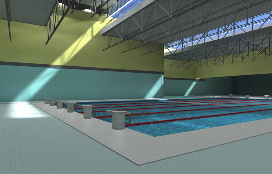 Fort mcmurray s muslim community plans an ambitious for Pool design mcmurray