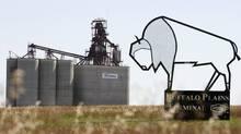 A Viterra grain storage facility is shown August 30, 2007 near Regina, Sask. (TROY FLEECE/THE CANADIAN PRESS)