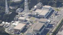 The Onagawa Nuclear Power Plant in Japan is seen in this Sept. 7, 2011 aerial photo. (ISSEI KATO/REUTERS)