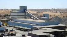 Neves-Corvo copper-zinc mine in Portugal, one of Lundin's projects. (HO)
