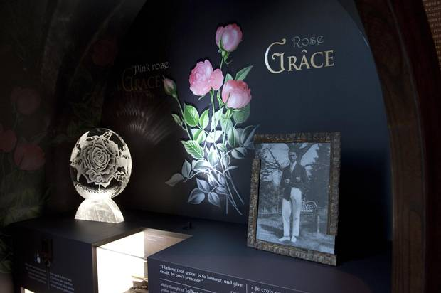 The collection of letters and flowers sent by Lieutenant-Colonel George Stephen Cantlie to his daughter Celia during the First World War is the centerpiece for WAR Flowers: A Touring Art Exhibition.