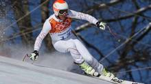 Over his career, Bode Miller has forged a reputation as an athlete who takes risky chances (Luca Bruno/AP)
