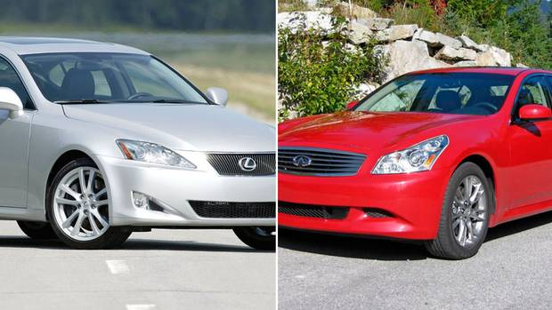 What Year Old Luxury Sports Sedans Should I Consider Buying