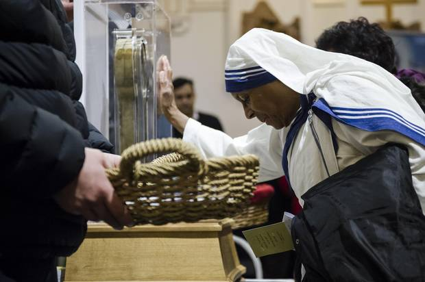 The veneration of relics, many of which are ascribed with healing powers, is an ancient practice in Catholicism, and there are thousands of them around the world.