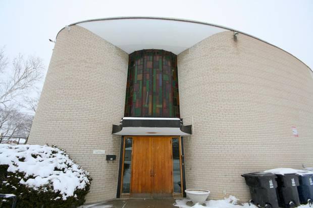 Hilltop Chapel in Etobicoke