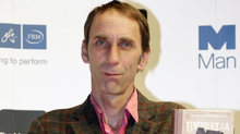 British author Will Self, who was shortlisted for the Man Booker Prize in 2012, raised some literary hackles when he published an essay bemoaning the death of the novel and the end of serious reading. (Lefteris Pitarakis/AP)