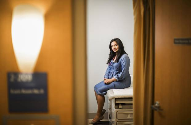 Dr. Wijayasinghe stresses the importance of self-care while going through fertility treatments.