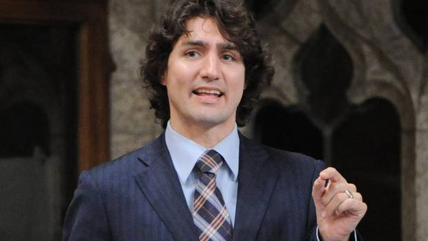Justin Trudeau is under intense pressure to run. Elected in 2008 as member of Parliament for the Montreal riding of Papineau, he is the eldest son of late prime minister Pierre Trudeau. (Sean Kilpatrick/The Canadian Press)