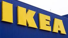 The exterior of a IKEA store is pictured in Bordeaux, southwestern France, February 13, 2010. (OLIVIER PON/REUTERS)