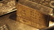 The spot price of gold is down 27 per cent year-to-date. (Ajay Verma/Reuters)