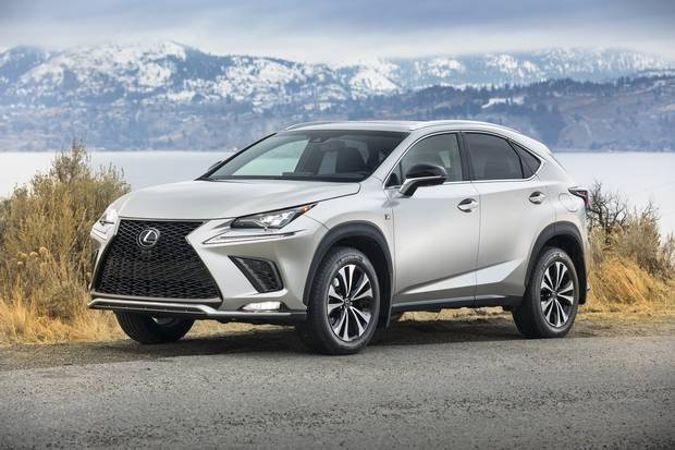 The 2.0-litre, turbocharged non-hybrid Lexus NX sends an impressive 235 horsepower through its six-speed transmission, while the hybrid version places the emphasis on fuel economy.