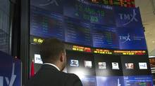 Volatile markets have resulted in a decline in business for stockbrokers. (Frank Gunn/FRANK GUNN/THE CANADIAN PRESS)