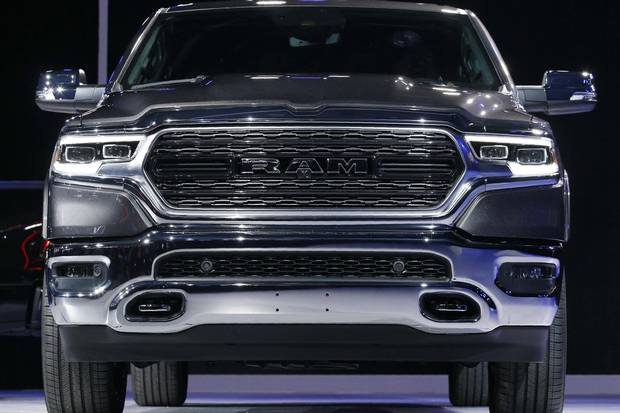 Breaking Down The Ram Introduced At The Detroit Auto Show - Detroit car show 2018 dates