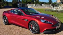 2014 Aston Martin Vanquish (Michael Bettencourt for The Globe and Mail)