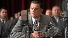 "Leonardo DiCaprio in a scene from ""J. Edgar"" (Keith Bernstein)"