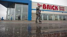 The Brick in Mississauga is seen in this file photo. (Tim Fraser For The Globe and Mail)
