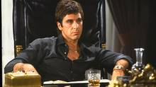 Al Pacino in Scarface. (AP)