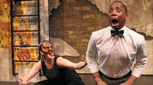 "The Second City's ""Live Long and Pro$per."" (Dan Abramovici/Dan Abramovici)"
