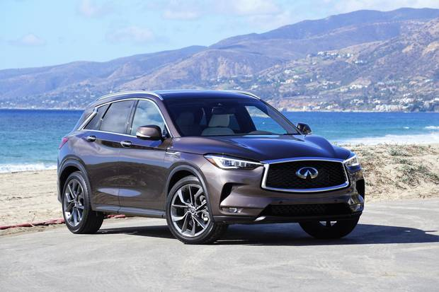 Review 2019 Infiniti Qx50 A Serious Contender In Luxury Cuv Market