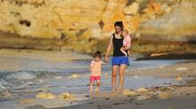 The Algarve region in Portugal is a great place for a family vacation. (Mark Prytherch/Thinkstock)