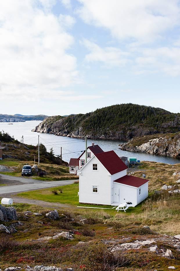 Homes For Sale Fogo Island Newfoundland