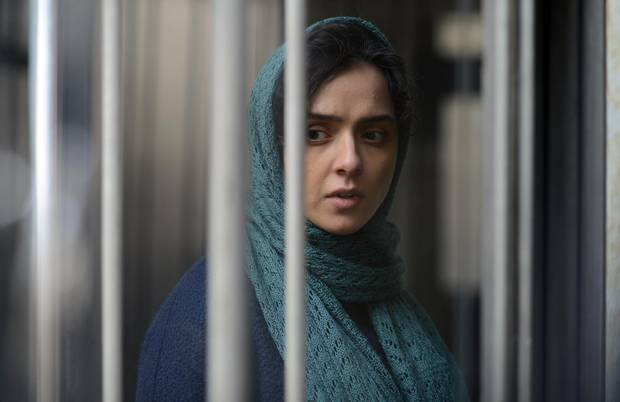 Taraneh Alidoosti plays Rana in Asghar Farhadi's new film The Salesman.