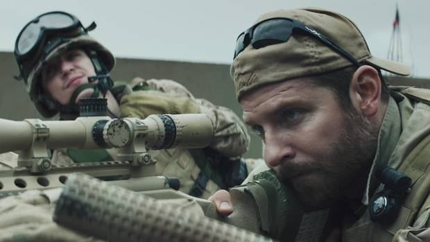 American Sniper, Eastwood's 2014 biopic of Navy SEAL sharpshooter Chris Kyle (played by Bradley Cooper), was an ideological flashpoint – even as the film proved to be notably politically neutral.