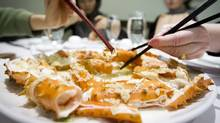 Steamed Alaskan king crab at Red Star Seafood Restaurant in Vancouver March 5, 2012. (John Lehmann/The Globe and Mail/John Lehmann/The Globe and Mail)