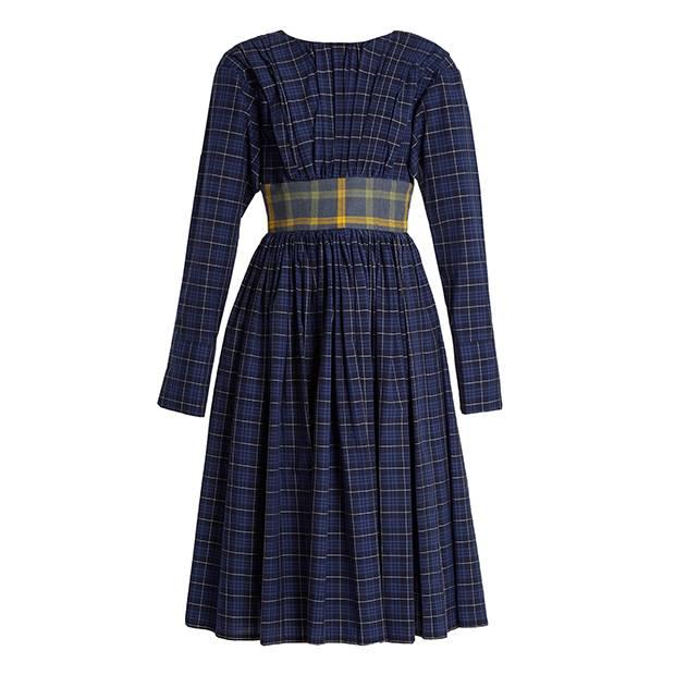 Natasha Zinko gathered midi dress, $1,585 through www.matchesfashion.com.
