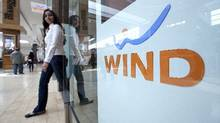 The Wind location in Toronto's Yorkdale Mall. (Deborah Baic/The Globe and Mail)