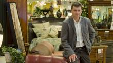 The Brick furniture store's CEO Bill Gregson (John Ulan For The Globe and Mail)