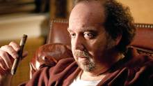"Paul Giamatti in ""Barney's Version"": In Oscar-land, nothing happens by accident"