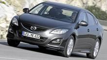 2012 Mazda6 GT__Credit: Mazda