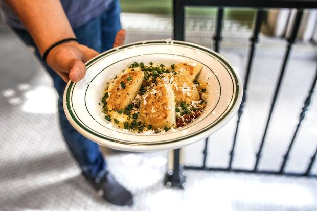 As Jewish chefs look more deeply into their culture, they're rediscovering more than just the easy classics.