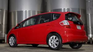 Sub-compact Car: Honda Fit