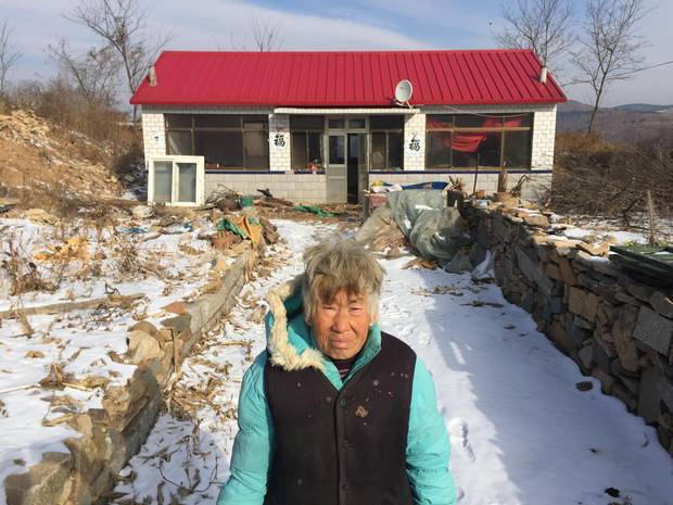 'If it weren't for my granddaughter,' says Chang Yijue (not her real name), 'I wouldn't want to live any more.'