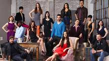 "A publicity still for season two of ""Work of Art"" on Bravo!: It is ""beyond a disgrace"" that this is running while Bravo! is killing shows that cover the arts in Canada, writes John Doyle"