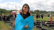 Carolyn Buffalo - An Alberta First Nation council that had 14 million illegal cigarettes seized by the Alberta government this month is mounting a legal challenge, saying the province had no authority to take tobacco from its reserve. The defiant chief, Carolyn Buffalo, is also striking up something of an ethical battle, saying the illegal cigarettes (which represent about $3-million) are a job and wealth creator for the impoverished first nation. (Carolyn Buffalo photo/Carolyn Buffalo photo)