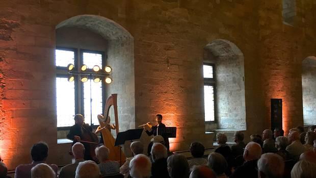 Chamber Music concert in Avignon.