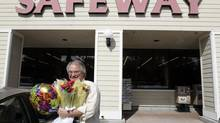 A Safeway store in Mountain View, Calif. (PAUL SAKUMA/AP)