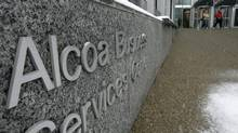 Alcoa reports earnings, Monday (JASON COHN/REUTERS)
