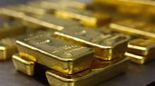 Gold bars. (MICHAEL DALDER/REUTERS)