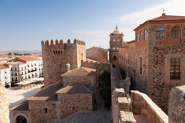 Caceres, Spain is a hidden treasure of culinary delights.