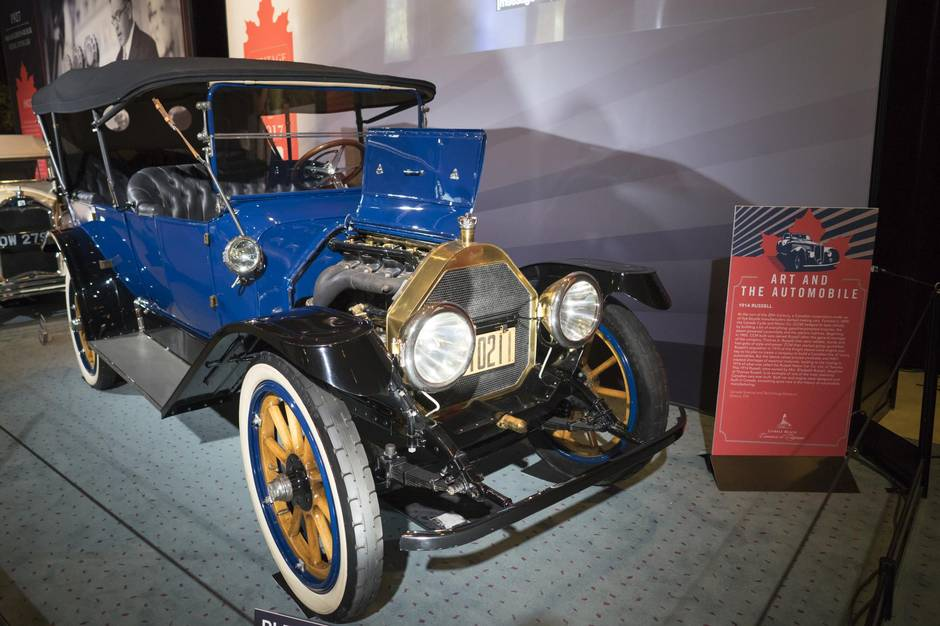 The history behind five must-see classic cars at the Toronto auto ...